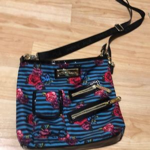 Betsey Johnson handbag, used once